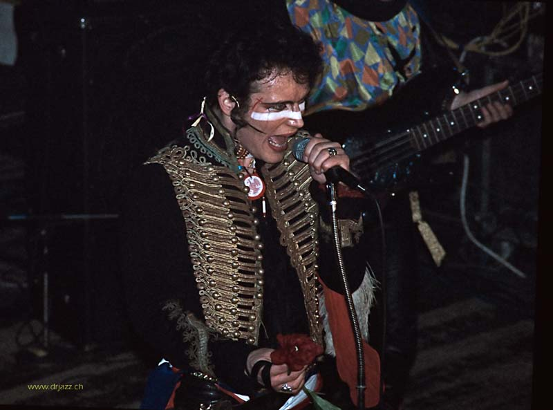 Adam And The Ants Antmusic For Sexpeople