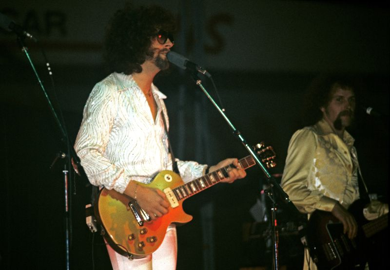ELO in concert Zürich on May 13, 1978